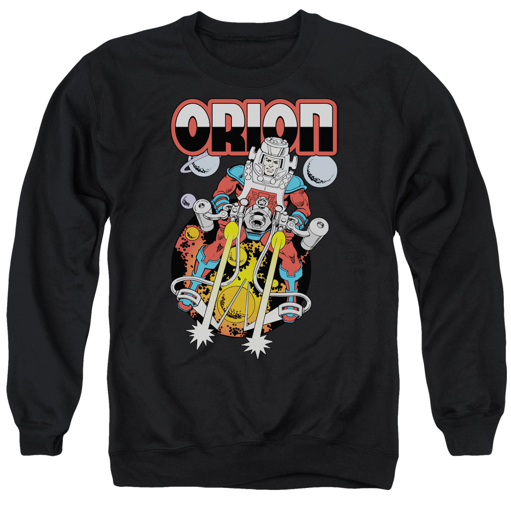 Dc Orion Mens Crewneck Sweatshirt