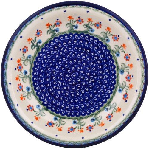 Polmedia Spring Flowers Pasta Bowl by