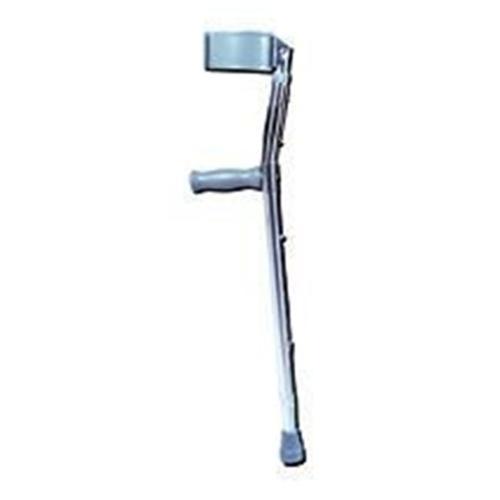 Forearm Crutch - Adj Forearm - Adult 21 - 30 - Pair - 1502