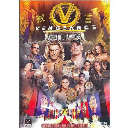 WWE: Vengeance - Night Of Champions 2007 (Full