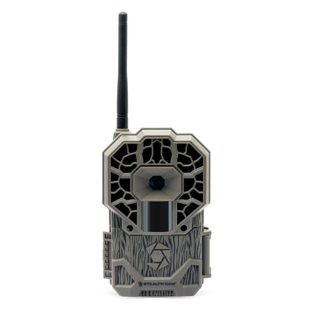 Stealth Cam WXA AT&T Cellular 22MP HD Video Trail Game Camera - STC-GXATW