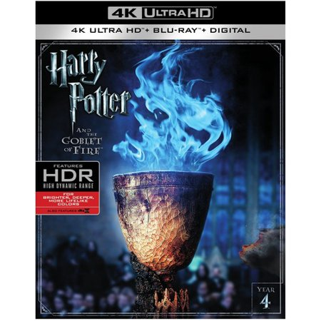 Harry Potter And The Goblet Of Fire (4K Ultra HD +