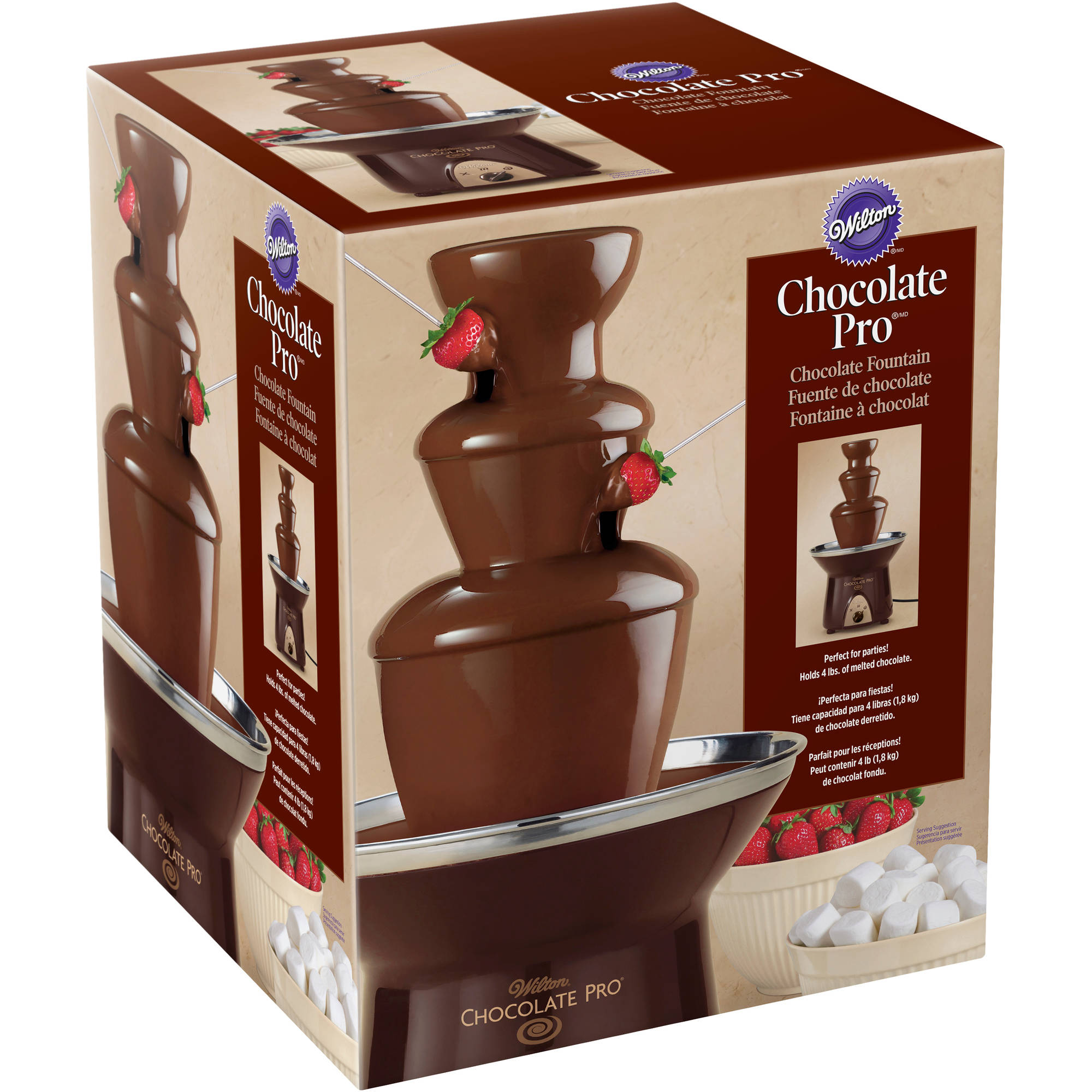 Wilton Chocolate Pro Fountain 2104-9008