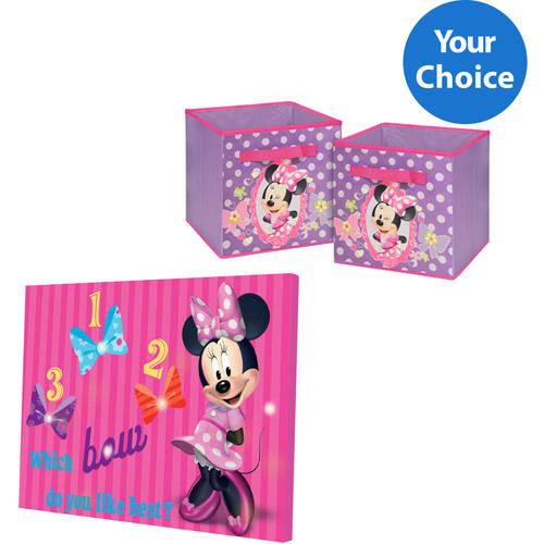 Your Choice Character LED Light Up Canvas Wall Art, with BONUS Accessory