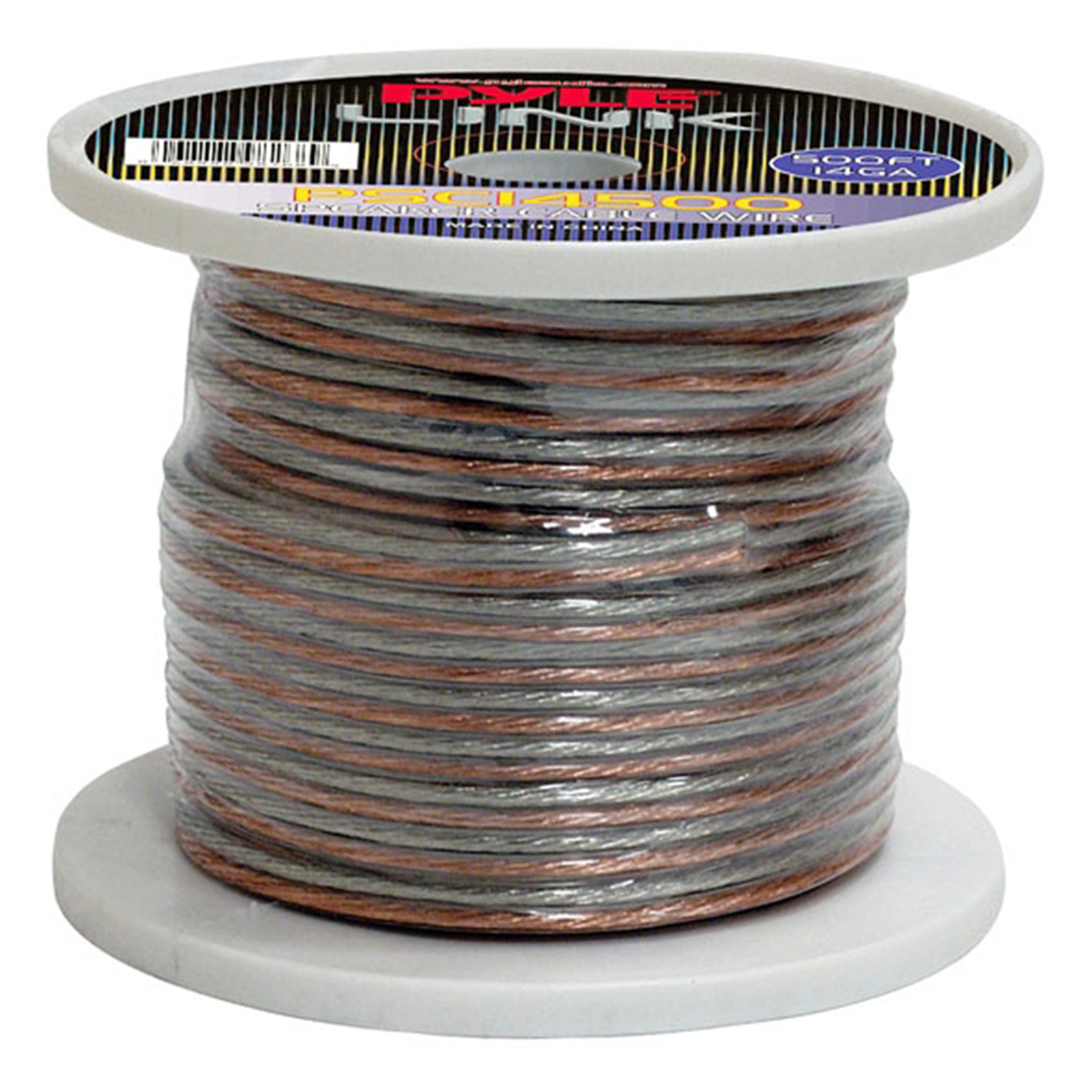 14 Gauge 500 ft. Spool of High Quality Speaker Zip Wire