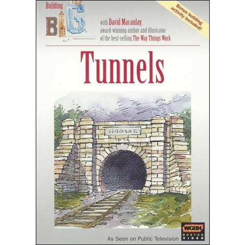 Building Big: Tunnels (Widescreen)