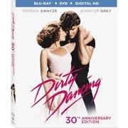Dirty Dancing (30th Anniversary Edition) (Blu-ray + DVD + Digital HD) (Widescreen) by Lions Gate