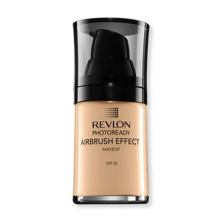 Revlon PhotoReady Airbrush Effect Makeup, Natural Beige, 1 fl