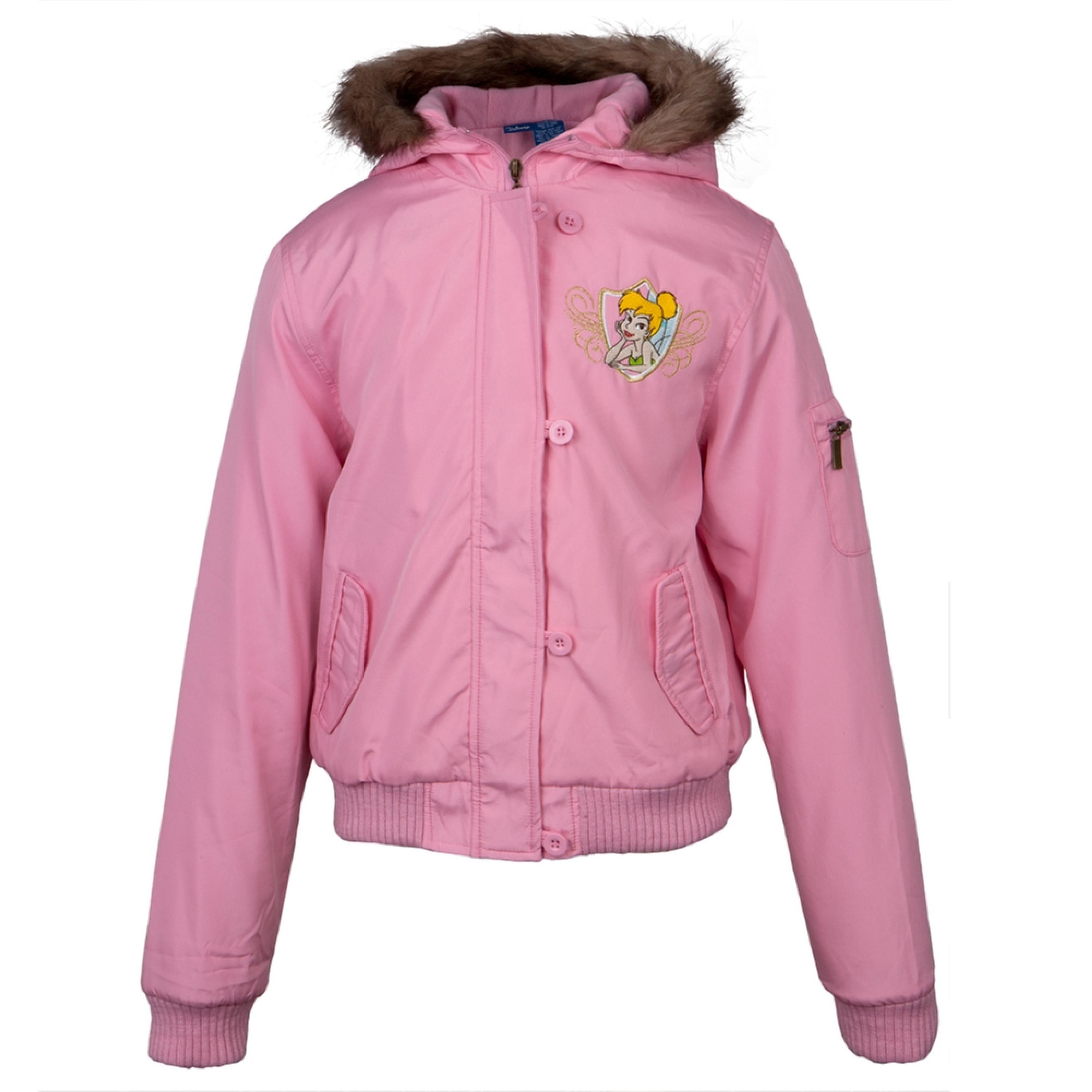 Tinkerbell - Cute Crest Juniors Jacket