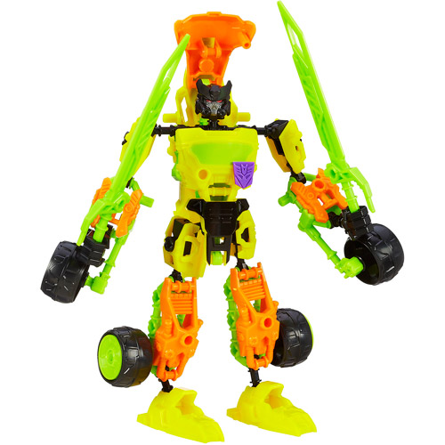 Transformers Construct-Bots Scout Class Dead End Buildable Action Figure