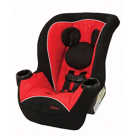 disney baby mickey mouse apt 40 rf convertible car seat mouseketeer mickey