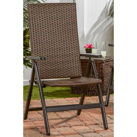 rattan chair pcs stools wicker chairs folding