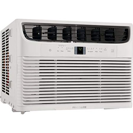 Frigidaire Energy Star 15,000 BTU 115V Window-Mounted Median Air Conditioner with Full-Function Remote Control ()