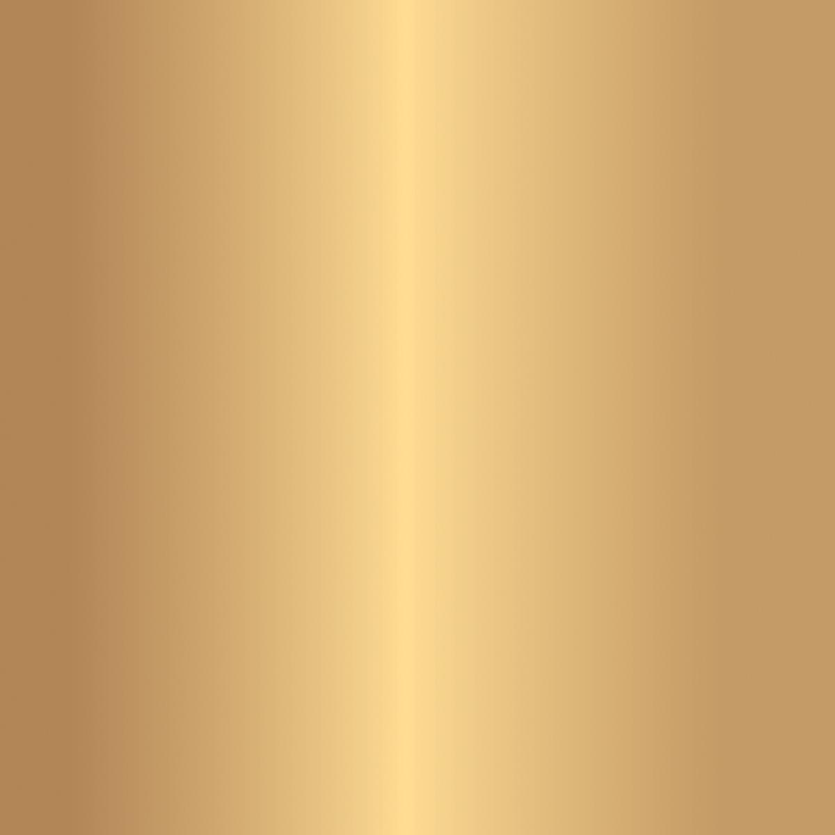 "Homemade Foil Cardstock 12""X12""-Gold"