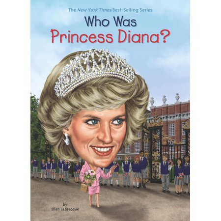 Who Was Princess Diana? - eBook