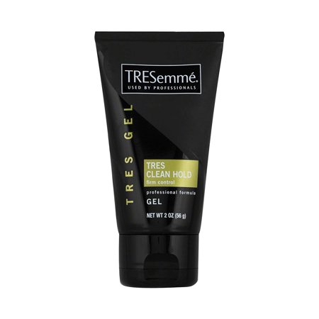 24 PACKS : TRESemme TRES Gel Gel, TRES Clean Hold, Firm Control, 2 oz.