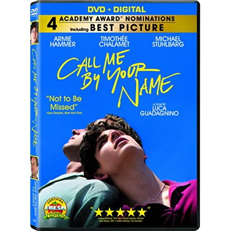 Call Me by Your Name (DVD + Digital) (VUDU Instawatch Included) (VUDU Instawatch Included)