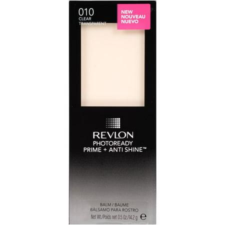 Revlon PhotoReady Prime + Anti Shine Balm - Clear