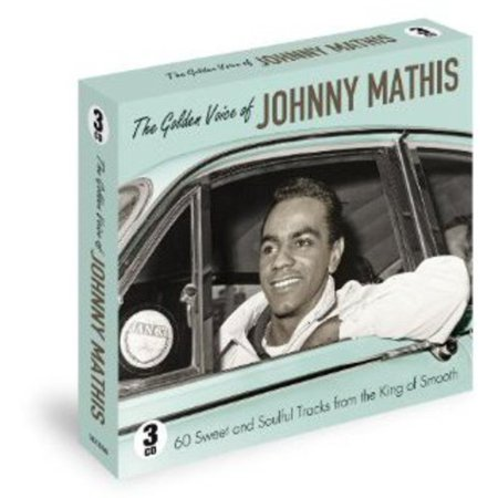 Golden Voice of Johnny Mathis (CD) ()