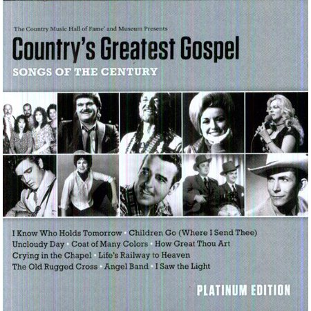 Country's Greatest Gospel: Songs Of The Century - Platinum Edition (CD)