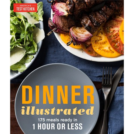 Dinner Illustrated : 175 Meals Ready in 1 Hour or Less](Quick And Easy Halloween Dinner)