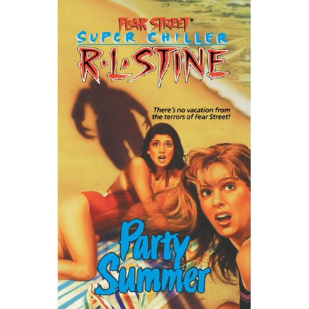Party Summer - Rl Stine Halloween Party