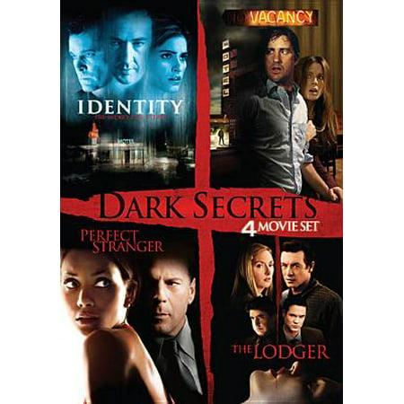 Dark Secrets: 4 Movie Collection (DVD)