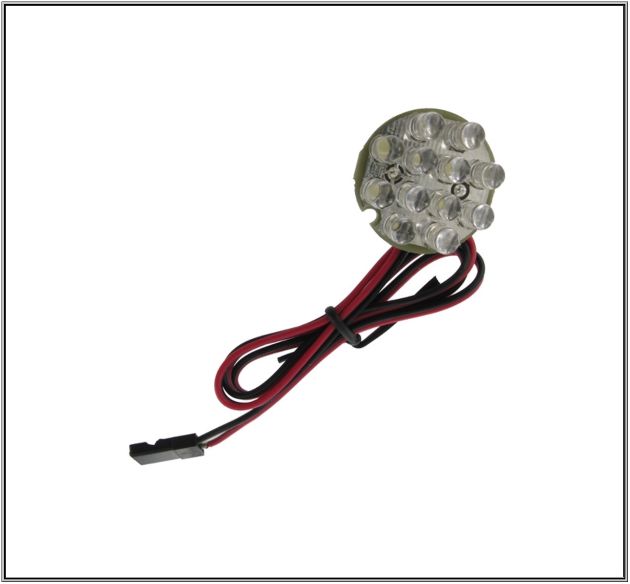 Many Helicopter Quadcopter Airplane Boat Car Controller 12 LED White Light Ultra-Bright... by
