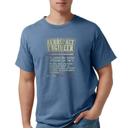dab3ebb0dd CafePress - CafePress - Aerospace Engineer Funny Dictionary Term T-Shirt -  Mens Comfort Colors® Shirt - Walmart.com