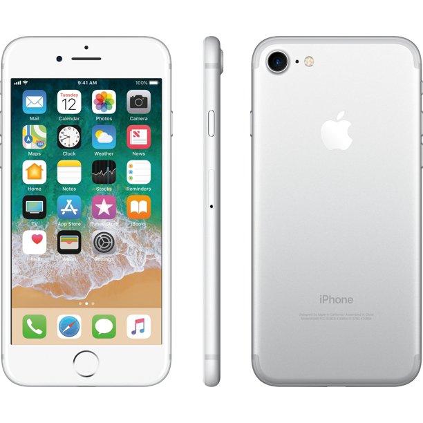 Apple Iphone 7 Fully Unlocked Walmart Com Walmart Com