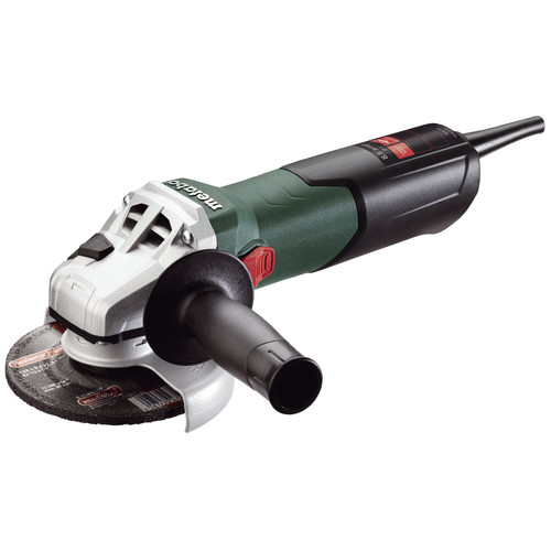 Metabo 600376420 8.5 Amp 5 in. Angle Grinder with Lock-On Switch