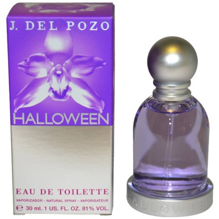 J. Del Pozo Halloween EDT Spray, 1 fl oz - J.del Pozo Halloween Water Lily
