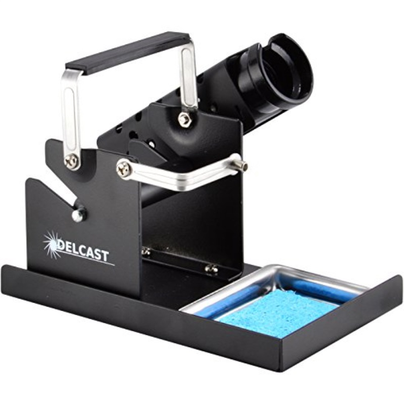 Delcast SL-WST Soldering Station Caddy with Solder Reel and Integrated Stand