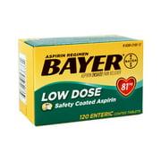 BAYER Low Dose Aspirin Regimen