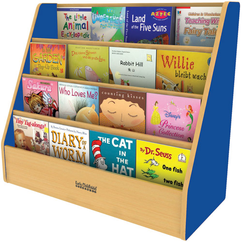 Colorful Essentials Book Display Stand