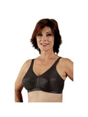 349f67b8b Product Image Classique 772E Post Mastectomy Fashion Bra-Black-40B