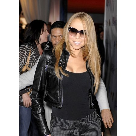 - Mariah Carey At In-Store Appearance For Mariah Carey EMc2 Album Signing Universal Citywalk Stage Los Angeles Ca April 17 2008 Photo By Michael GermanaEverett Collection Celebrity
