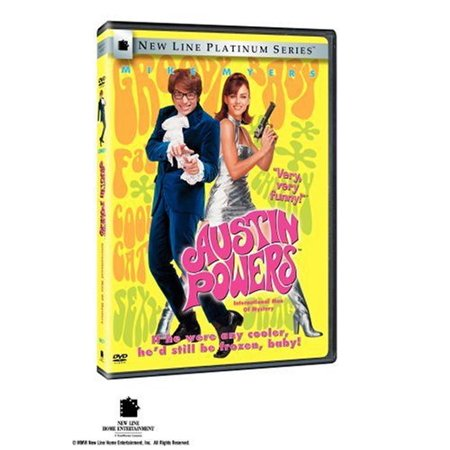 Austin Powers Character (Austin Powers: International Man of Mystery)