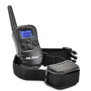Petrainer PET998DR1 Rechargeable Electric Dog Training Collar LCD 100LV Shock Vibrate Collar With Remote