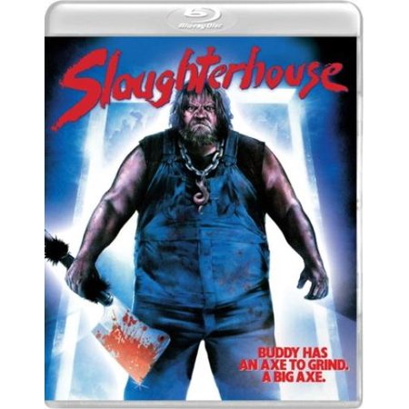 Slaughterhouse  Blu Ray   Dvd