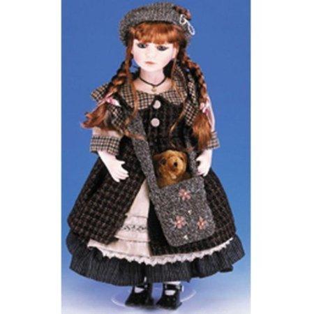 Ellis Island Porcelain Doll - Esther by copa](Creepy Porcelain Doll Makeup)
