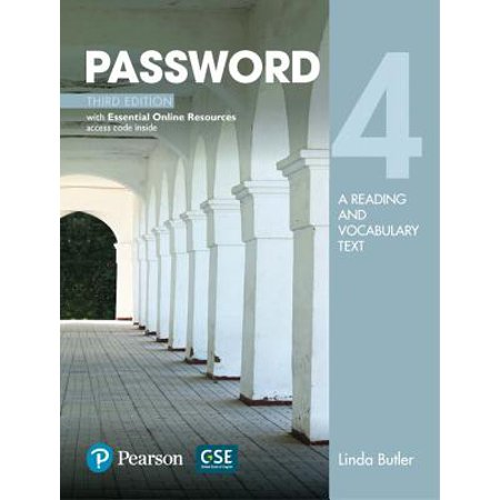 Password 4 with Essential Online Resources