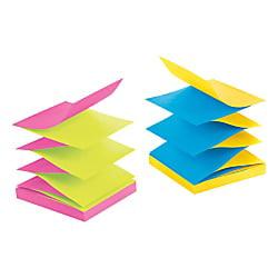 Post it® Super Sticky Pop up Notes, 3