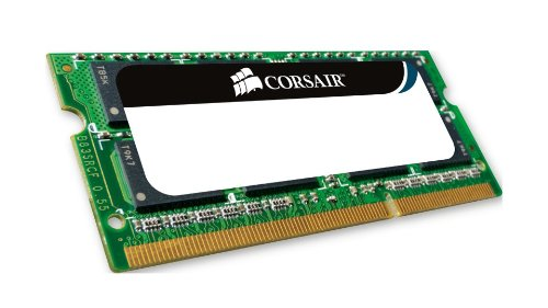 Corsair Vs1gsds533d2 1gb Pc-4200 4-4-4-12 Sodimm