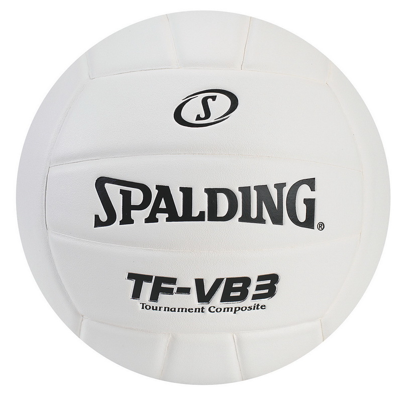 (Price each)Spalding; Tf Vb3 Composite Volleyball by