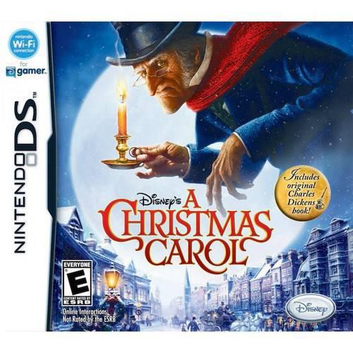 Disney'S Christmas Carol (DS) - Pre-Owned