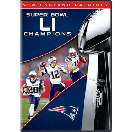 Superbowl LI (DVD)