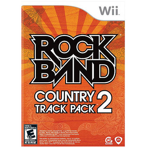 Rock Band: Track Pack Country 2 (Xbox 360) - Pre-Owned