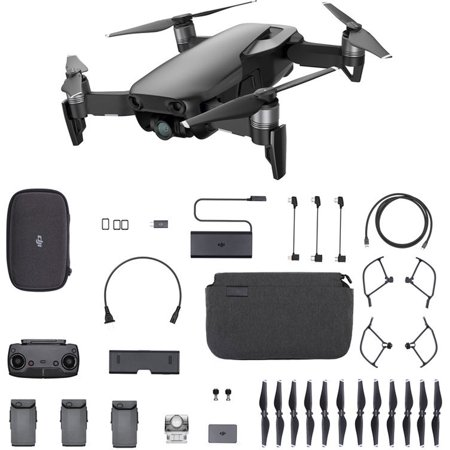 DJI Mavic Air Drone Fly More Combo in Onyx Black