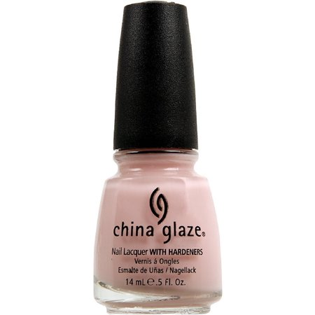 China Glaze Nail Polish, Diva Bride 0.50 oz
